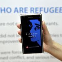 Rifugiati, ecco come mettersi nei panni di una sedicenne in fuga: c'è l'App