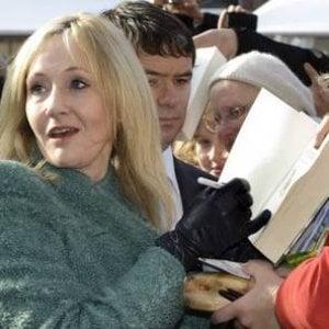 """JK Rowling: """"Così ho sconfitto la depressione"""""""