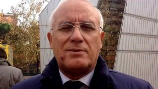 Il sindaco Leopoldo Di Girolamo