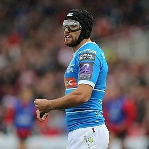 """Rugby, favola McKinley, in Nazionale malgrado un solo occhio: """"Non mi sono mai arreso"""""""