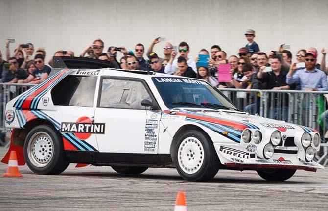 """""""Verona Legend Cars"""", la passione al comando"""