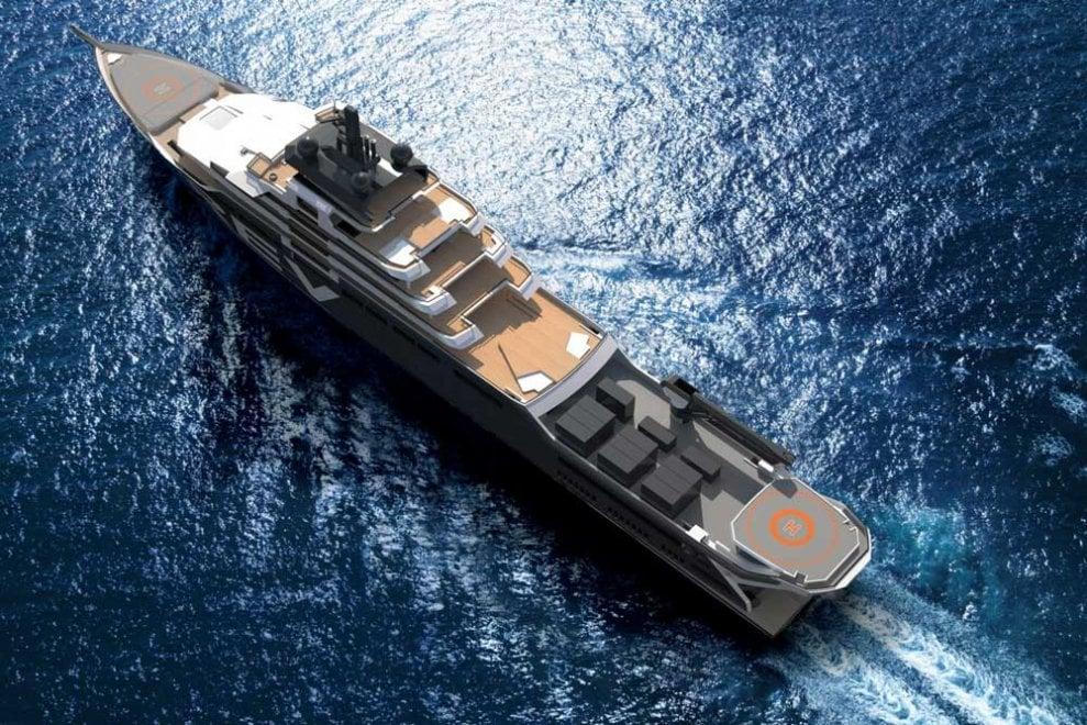 The Rev, la più grande nave mai realizzata per salvare l'ambiente
