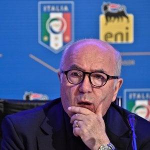Caso Muntari, Tavecchio: ''Episodio esecrabile. Lega? Serve governance autonoma''