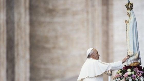 La Madonna di Fatima e il terzo segreto dei Papi