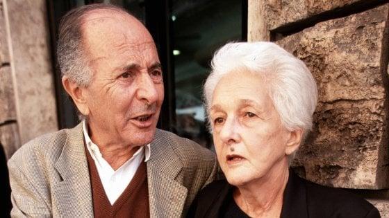 """Rossana Rossanda ricorda Valentino Parlato: """"Ci ha salvato dalla chiusura su di lui si poteva contare"""""""