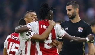 Europa League, Ajax-Lione 4-1: i lancieri ipotecano la finale
