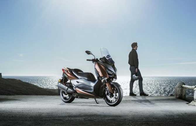 Yamaha X-MAX 300, l'attesa è finita