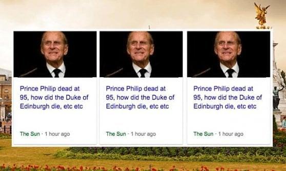 """Gb, Buckingham Palace: """"Principe Filippo si ritira da impegni pubblici. La regina continuerà"""""""