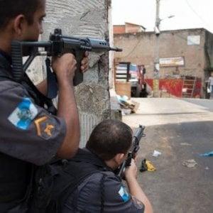 Brasile, picco di uccisioni da parte della polizia di Rio De Janeiro