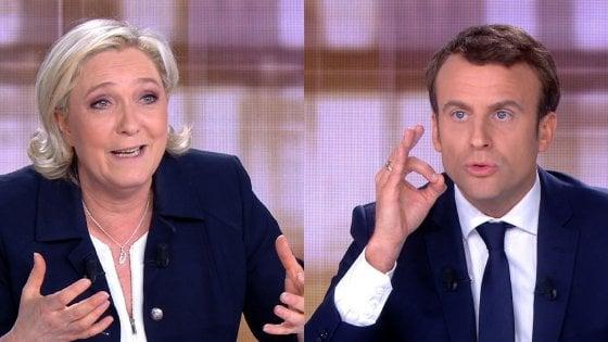Francia, Macron denuncia Le Pen su voci conto Bahamas. Procura apre indagine preliminare