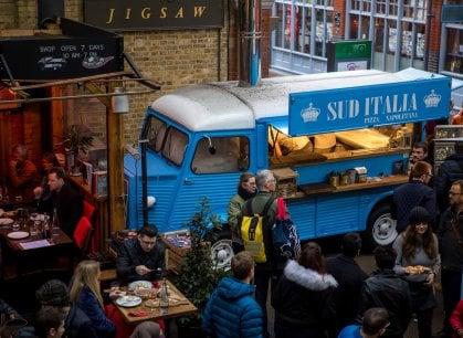 Sud Italia: quando lo street food napoletano fa impazzire Londra