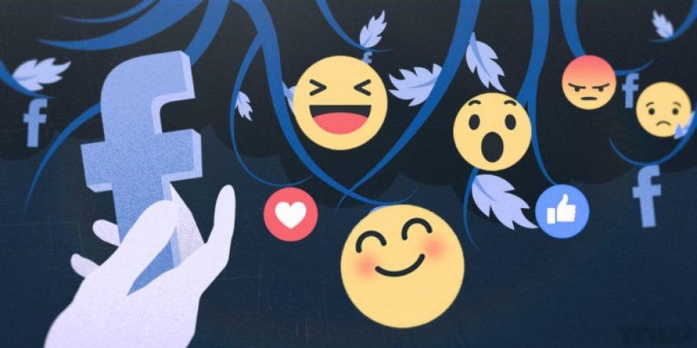 Facebook, le emoji ora anche nei commenti