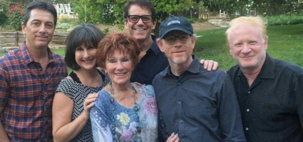 'Happy Days', il cast si riunisce per ricordare Erin Moran