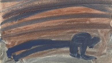 Zurigo, l'addio ad A. R. Penck.  La sua pittura spaventava la Stasi