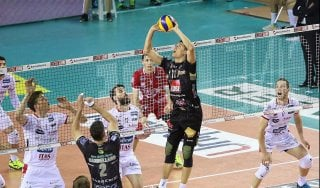 Volley, Superlega: la Lube vede lo scudetto, Trento cade anche in gara 2