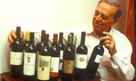 Silenzio, parla Severino Garofano, padre nobile del vino meridionale
