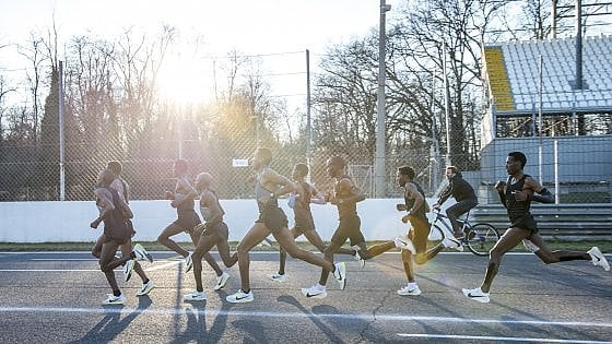 nike maratona