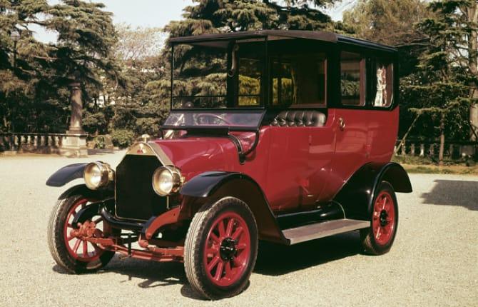 """Cent'anni Mitsubishi e il ritorno del """"Modello A"""""""