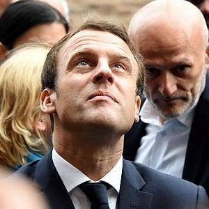 Macron e i suoi affari alla Rothschild