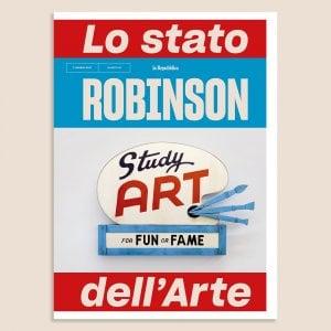 Lo stato dell'arte: il nuovo numero di Robinson