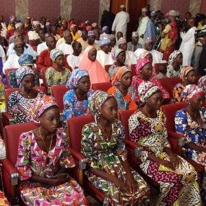 Nigeria, liberate oltre 80 studentesse rapite da Boko Haram