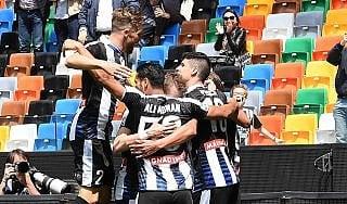 Udinese-Atalanta 1-1: i nerazzurri si avvicinano all'Europa