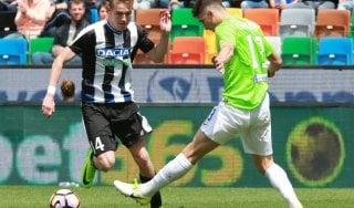 Le pagelle di Udinese-Atalanta: parola alla difesa, bene Danilo e Caldara