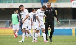 """Palermo, Bortoluzzi: """"Andiamo in B a testa alta"""""""