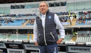 Pescara, Zeman: ''Muntari out per scelta tecnica''