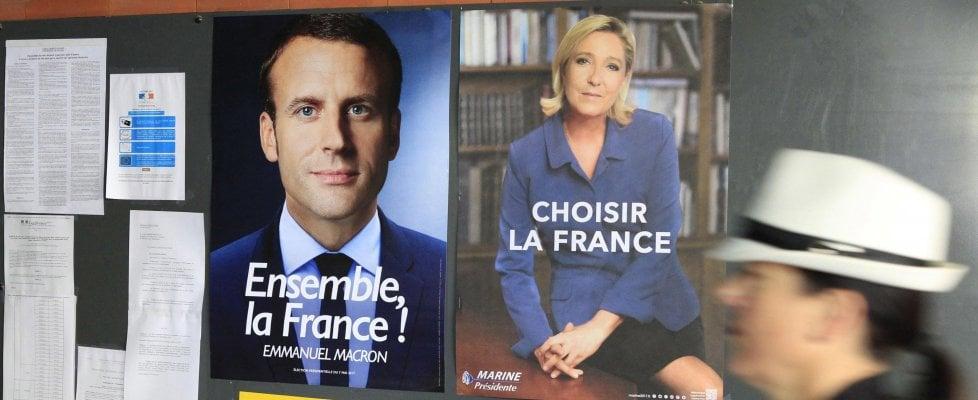 Francia al ballottaggio. Media belgi: Macron in testa con il 62%. Milioni di schede bianche