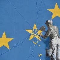 Dover, Banksy su Brexit: nuova opera apparsa nella notte