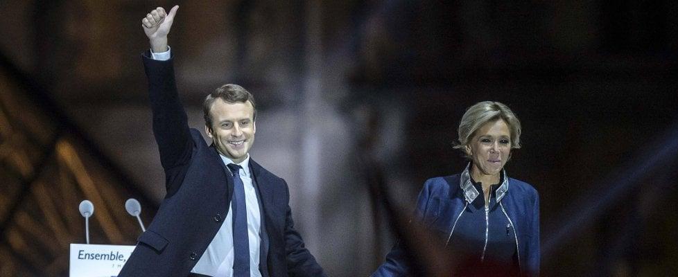 "Francia, Macron presidente: ""Avete scelto di essere audaci. Difenderò le speranze d'Europa"""