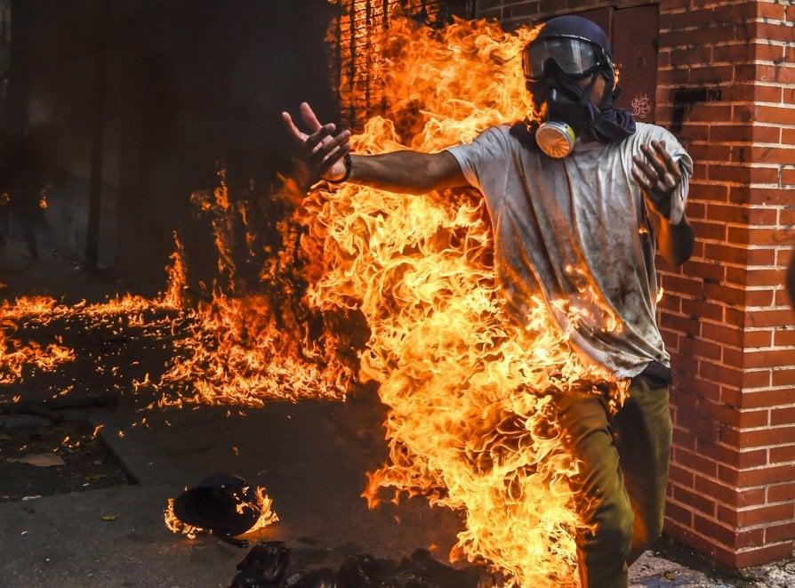 Venezuela: la notte di Caracas