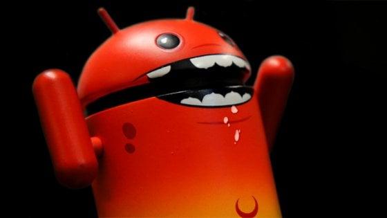 Android, l'invasione delle app maligne: ne fioccano 350 all'ora, 3,5 milioni all'anno
