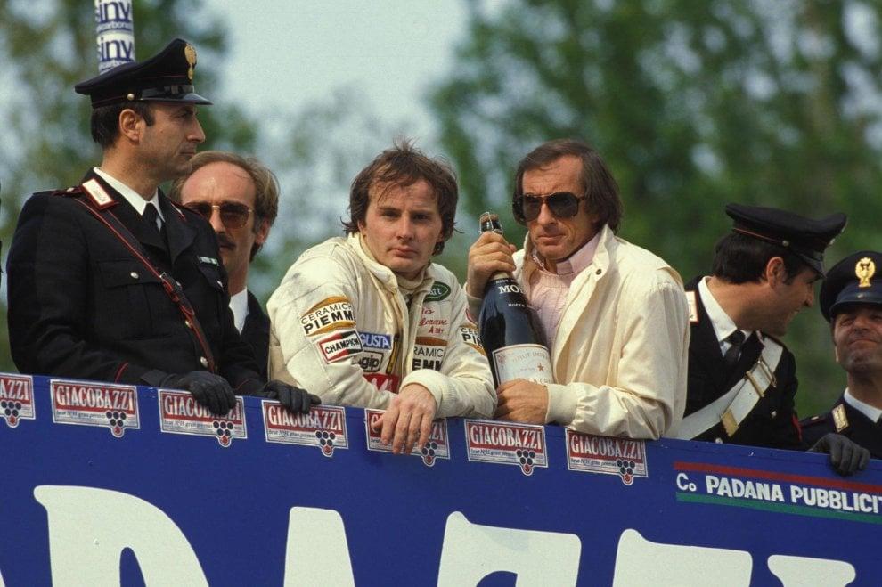 Gilles Villeneuve, una vita di traverso
