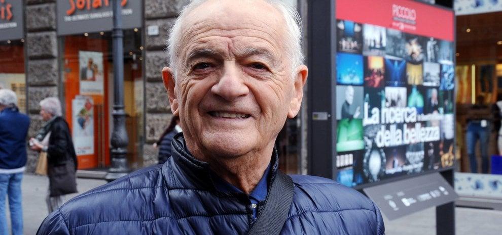"""Ferruccio Soleri: """"Io, Arlecchino. Una vita in maschera, ma a 87 anni sono un po' stanco"""""""