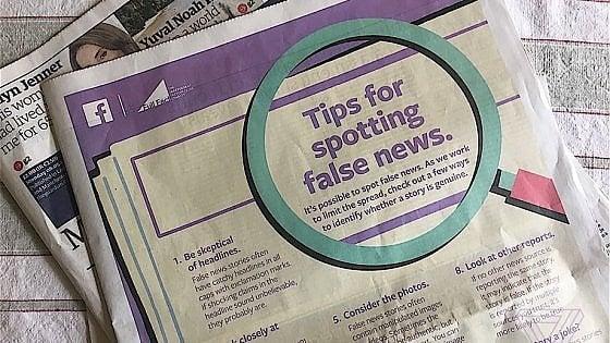 Facebook, in Inghilterra cancellati account sospetti e sui giornali una guida contro le fake news