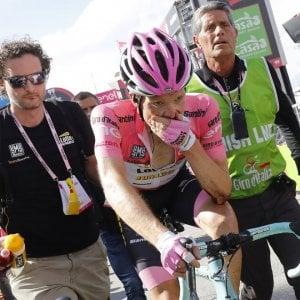 """Kruijswijk: """"Sono tornato per prendermi il Giro: valgo Nibali"""""""