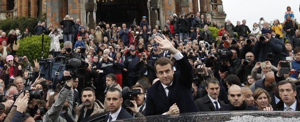 La vittoria di Macron e il nostro impegno per un'Europa migliore