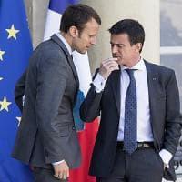 Francia, fuga dal Ps. L'ex premier Valls: