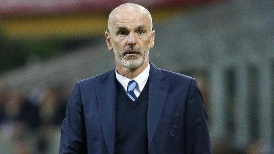 Inter, esonerato Pioli: panchina al tecnico della Primavera Vecchi