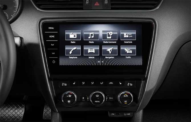 La gamma Škoda sempre più connessa e sicura