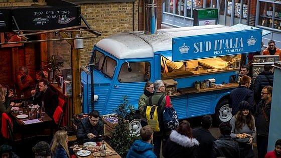 Sud Italia: lo street food  napoletano che sta facendo  impazzire Londra