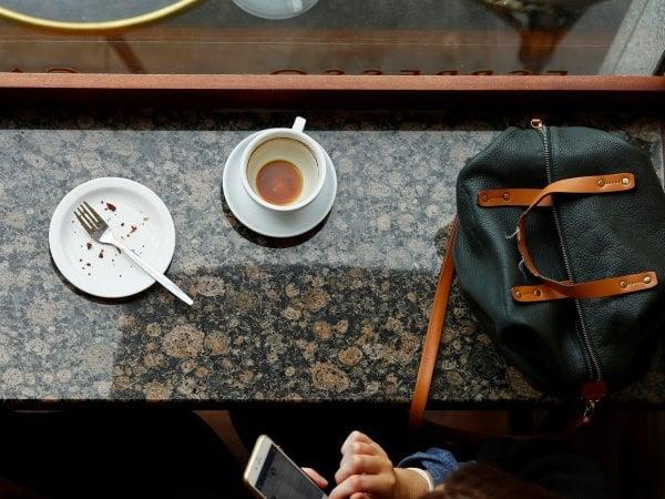 Il caffè? Uno su due si beve alla macchinetta