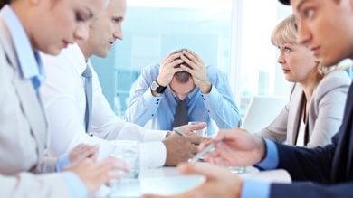 """""""Il tuo boss non è più stressato di te"""""""