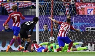 Atletico Madrid-Real 2-1, Isco manda i 'blancos' in finale