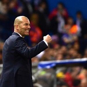 """Real, Zidane: """"Juventino nel cuore, sarà una finale speciale"""""""