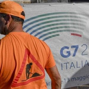 Crescita inclusiva, disuguaglianze e tassazione web: l'agenda del G7 finanziario a Bari
