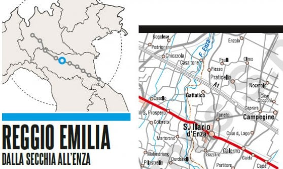 Tra la via Emilia...e l'osteria: ecco la guida  ai ristoranti e alle botteghe del gusto per chi viaggia in moto