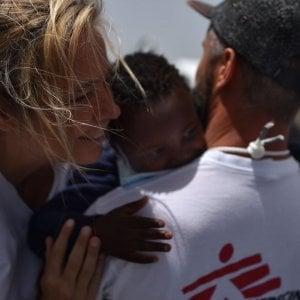 """MSF: """"La bufera di accuse non ci impedirà di salvare vite in mare"""""""